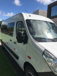Van Master Renault Microonibus 2016