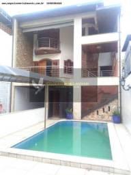 Casa em Duque de Caxias - Centro, 7 dormitórios com 2 suítes, garagem e piscina