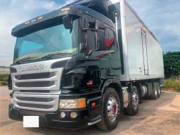 Caminhão Scania Bitruck P-310 8X2 Ano 2013
