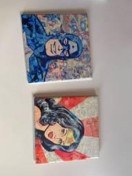 Azulejos Super Herói