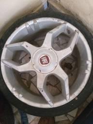 Vendo rodas 17 do Stilo Schumacher
