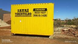 Título do anúncio: Container almoxarifado para construção