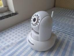 Título do anúncio: Câmera FOSCAM wifi Completa.