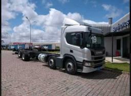 Título do anúncio: Scania p320 bitruck