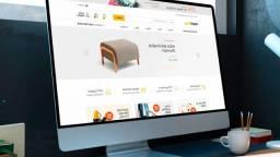 Título do anúncio: Criação de Sites e Lojas Virtuais