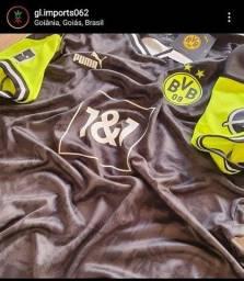 Título do anúncio: Camisa Borussia Dortmund (130$)