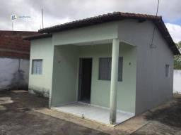 Título do anúncio: Casa com 2 dormitórios à venda, 53 m² por R$ 115.000,00 - Parque Jockei Clube - Parnamirim