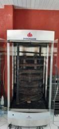 Máquina de frango pouco uso