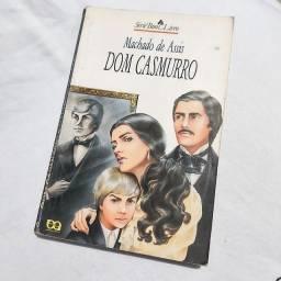 Livro Dom Casmurro usado