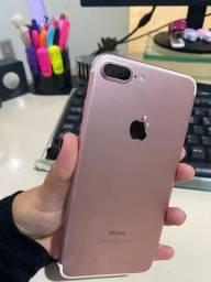 Título do anúncio: Iphone 7 Plus Rose 32gb sem detalhes