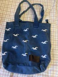 bolsa de lado da Hollister original