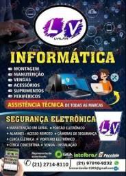 Lvilar Informática suporte técnico