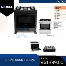 Título do anúncio: Fogão cook 5 bocas!
