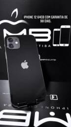 Título do anúncio: iPhone 12 64GB seminovo com garantia