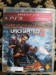 Uncharted 2: Among Thieves (PS3) original
