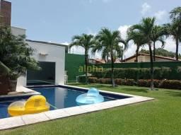 Título do anúncio: Casa duplex de luxo 4 suites porteira fechada com piscina sauna deck e churrasqueira lote