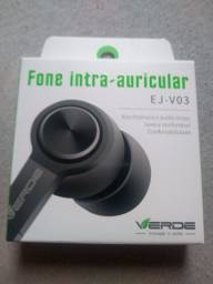 Fone intra auricular Ej- v03