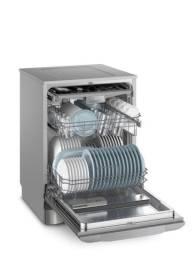 Título do anúncio: Lava louça Eletrolux 10 serviços  touch inox