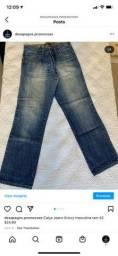 Calça Jeans e Bermuda Masculina