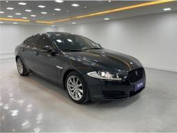 Título do anúncio: Jaguar Xf 2015 2.0 luxury turbocharged gasolina 4p automático