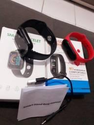 Título do anúncio: Relógio inteligentes  Smart bracelete- Health bracelete