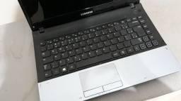 Vendo notebook Samsung com defeito!!