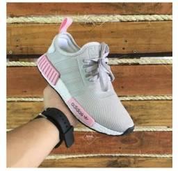 tênis adidas nmd runner cinza