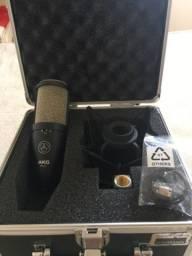Microfone AKG P420 ***Somente venda***
