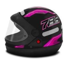 Capacete New Sport Moto 788 Tork - R$ 130,00