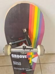 Título do anúncio: Skate montado (Profissional)