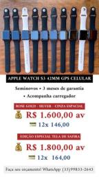 Apple Watch s3 42mm gps+celular
