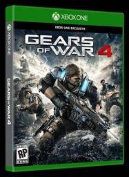 Gears of War 4 mídia física Xbox One