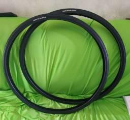Título do anúncio: Par de pneus 700x28C para Bike Estrada