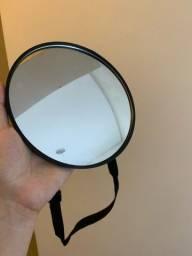 Título do anúncio: Espelho Retrovisor para Carro Bebê Infantil c/ Alças Ajustáveis 360º Buba