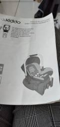 Título do anúncio: Bebê  conforto com isofix