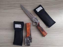 Canivete Estilo AK47 Automático