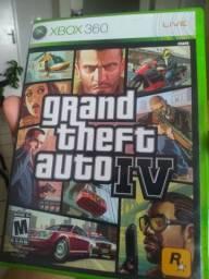 Jogo Xbox 360 - GTA IV