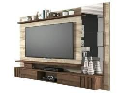 Título do anúncio: Oferta - Painel Murano para TV de 60 Polegadas com Espelhos - Apenas R$699,00
