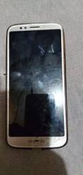 Vendo Motorola G6 bom de bateria
