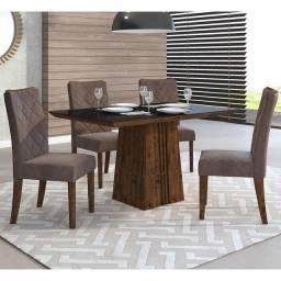 Título do anúncio: Mesa de jantar Itália c/4 cadeiras- Entrega Grátis