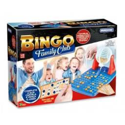 bingo família 48 cartelas -diversão em casa