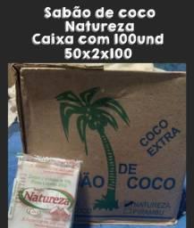 sabão de Coco