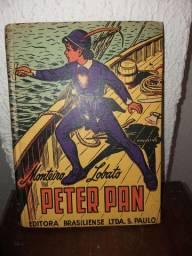 Peter Pan ( Monteiro Lobato) 1949 raro