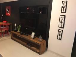 614 - Apartamento 01 Quarto - Mobília Completa - Andar Alto - Lazer - Boa Viagem