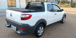 Fiat Strada 1.4 Working 2015 cabine dupla completa 2021 pago