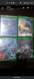 Jogos mídia Física Xbox one