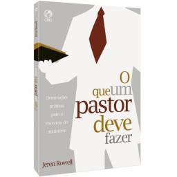 Título do anúncio: O Que um Pastor deve Fazer