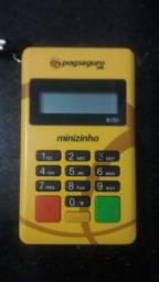 Maquineta PagSeguro Minizinha