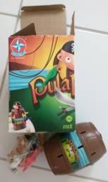 Jogo Pula Pirata (estrela)