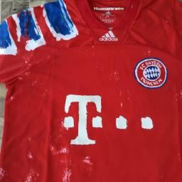Camisa Bayern Munique edição especial Humanrace